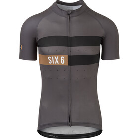 AGU Six6 Classic Bike Jersey Shortsleeve Men grey